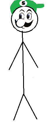 Stick-Figureegee Gamma Fixed