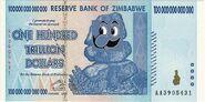 100 trillion Zimbabwe Dollargee