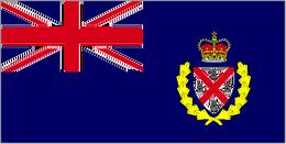 Perseus Islands Flag
