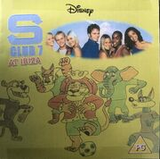 S Club 7 At Ibiza DVD Cover