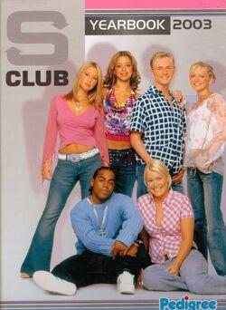 S Club Annual 2003