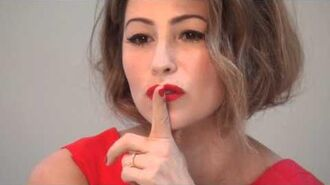 Rachel Stevens Red Hot and Red for Heart