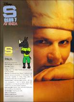Paul Cattermole and Rhino