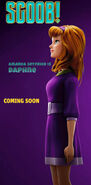 Daphne Blake Poster SCOOB!