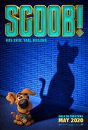 Scoob 2020 film poster