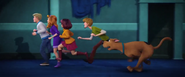 Scooby Team Run 2