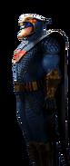 Blue Falcon Fury