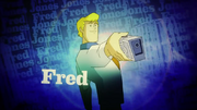 Fred Jones Jr.'s picture card