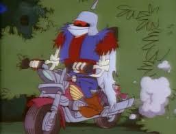 The Boogey Biker