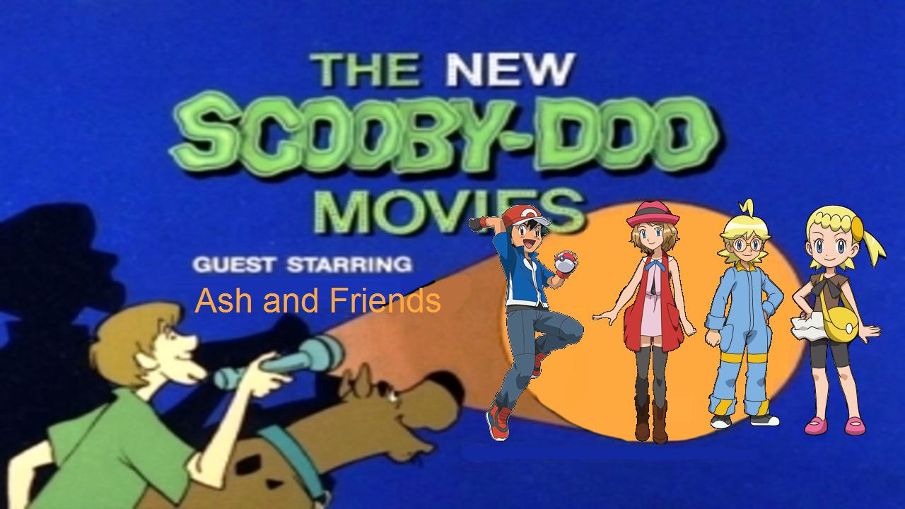 Pokemon Ash Meets May