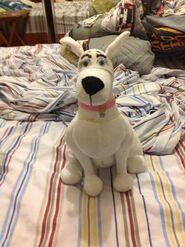 Scooby-Dee Plush doll