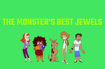 Mysteries of Scooby-Doo! titlecard (The Monster's Best Jewels)
