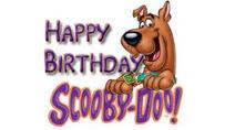 It's Scooby-Doos- 51st Birthday!