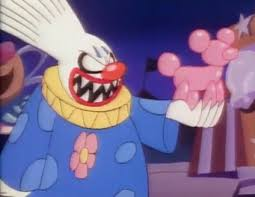 The Ghost of Zombo the Clown