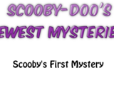 Scooby's First Mystery