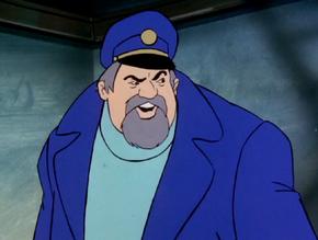 Captain Clements