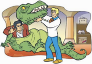 Gaston unmasked