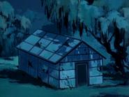 Stillwall mansion greenhouse