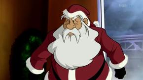 Santa Claus actor (Scooby-Doo! Haunted Holidays)