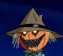 Scarecrow Robots