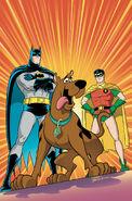 TU 1 (DC Comics) textless cover