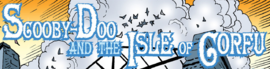 Scooby-Doo and the Isle of Corfu title card