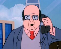 Spy Commissioner (Surpried Spies)