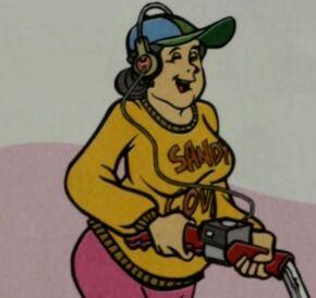 Edna Crupzak