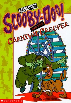 Scooby-Doo! and the Carnival Creeper cover