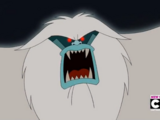 Yeti (Kitchen Frightmare)