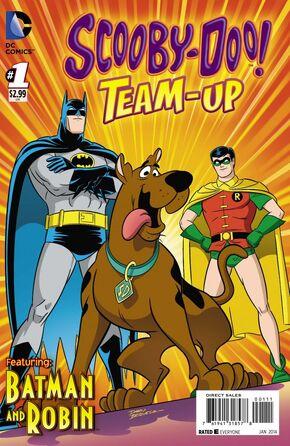 TU 1 (DC Comics) front cover
