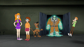 Scoob and Shag find the Ghost of Stealin' Stan