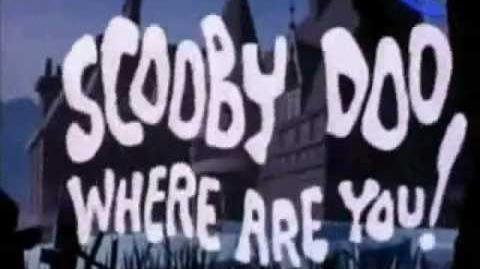 Scooby-Doo, gdzie jesteś? - Intro (sezon 1)