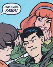 Yama unmasked