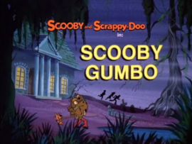 Scooby Gumbo title card