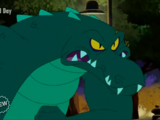 Gator Man Monster