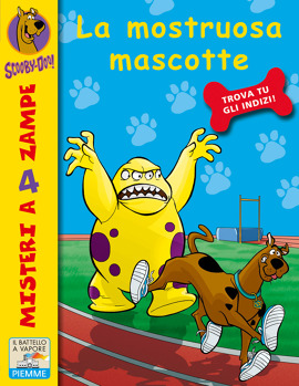 The Monstrous Mascot cover