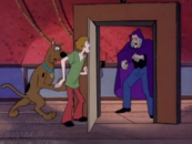 Phantom of the Sewers finds Shag and Scoob