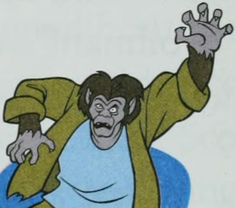Wolfman (Scooby-Doo! and the Howling Wolfman ...