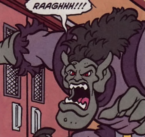 Demon (Friday Night Frights)