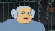 Daisy Gordon unmasked
