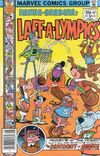 LaL 6 (Marvel Comics) front cover