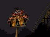 Creepy Spooky Terror Land