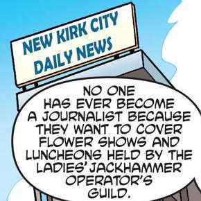 New Kirk City Daily News