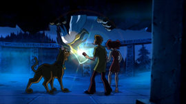 Scooby meets Gryphon