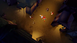 Gang split from jester