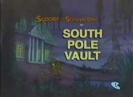 South Pole Vault card