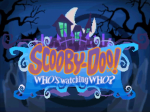 Who's Watching Who? (DS) title card