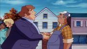 Animation mistake or really same sex couple