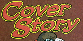 Cover Story title card